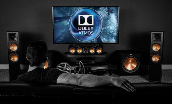 Звук Dolby Atmos