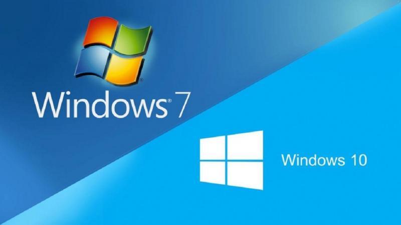 Как правильно установить Windows 7 и Windows 10 на один компьютер