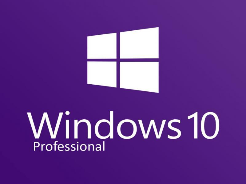 Логотип Windows 10 Pro