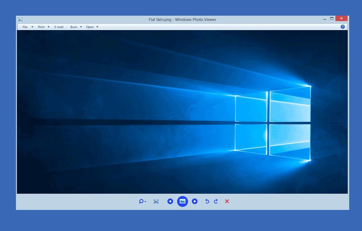 Как вернуть программу для просмотра фотографий из Windows 7 в Windows 10