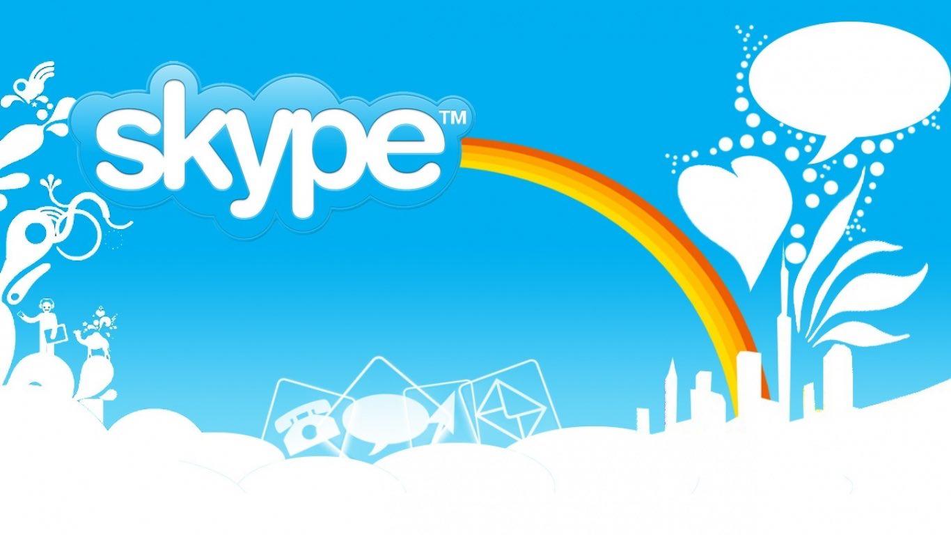 Что делать, если не открывается Skype или появляется синий экран