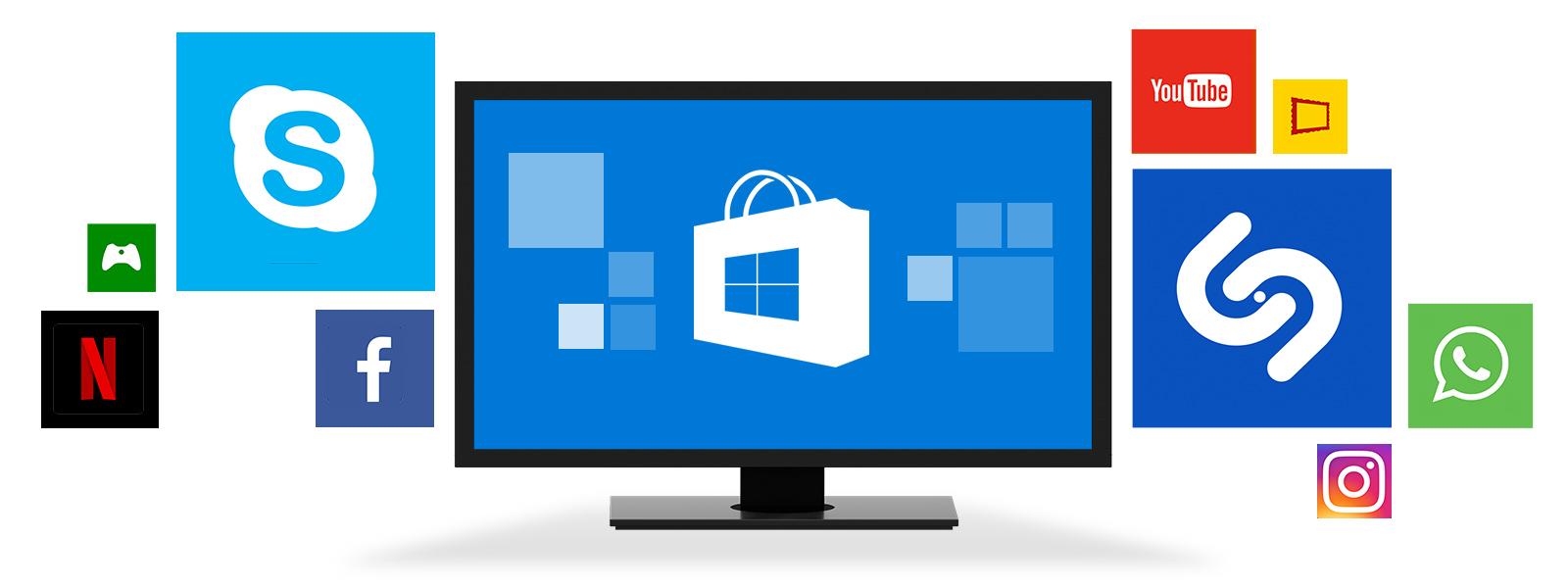 Куда скачиваются приложения из Microsoft Store и как их удалить