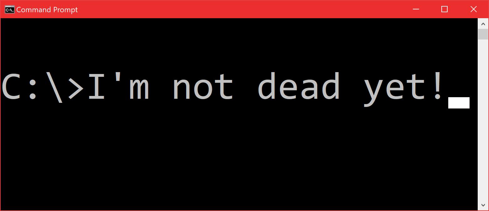 Открываем командную строку в Windows 10 разными способами