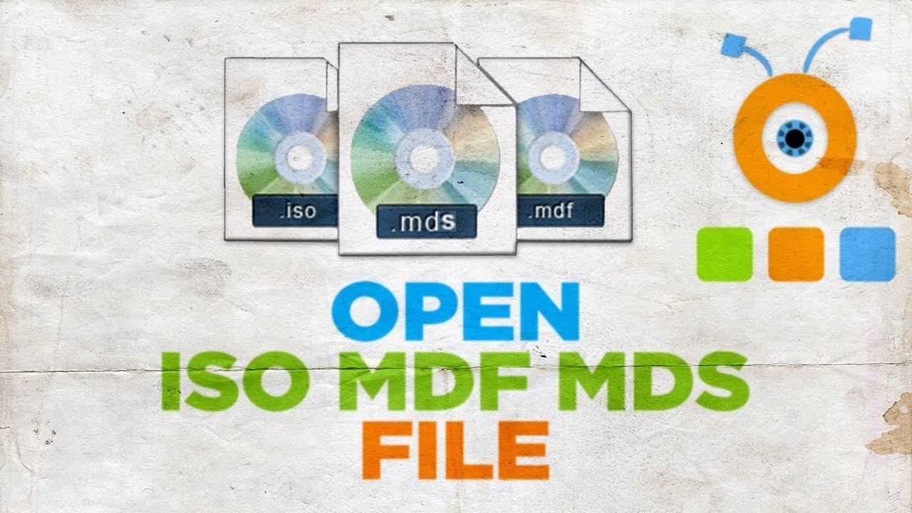 Как открыть файлы с расширением mdf и mds: лучшие программы, установка и работа с ними