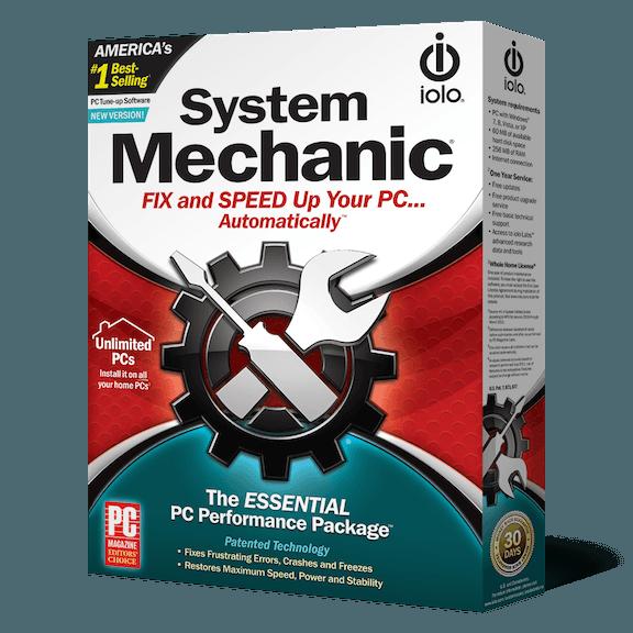 Программа System Mechanic