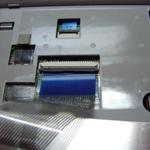 Скрепление клавиатуры с материнской платой