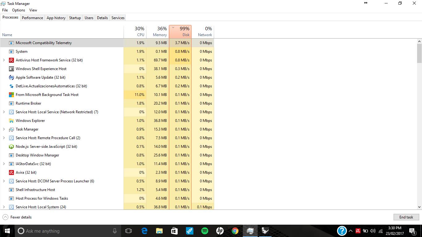 Зачем нужна службаMicrosoft Compatibility Telemetry и как её отключить в Windows 10
