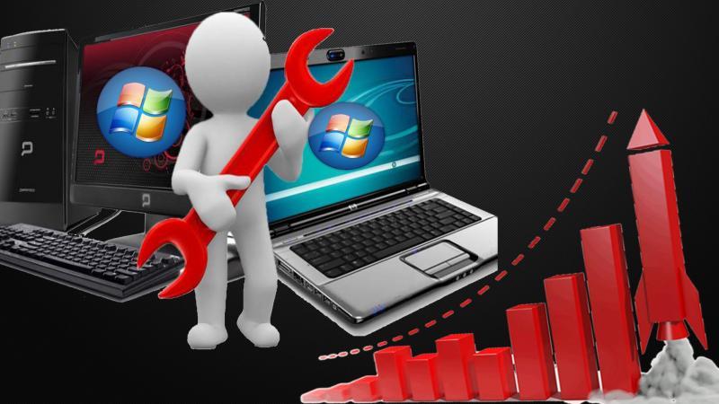 Увеличение производительности Windows 10