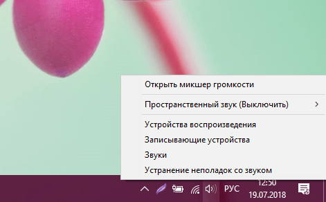 Трей Windows