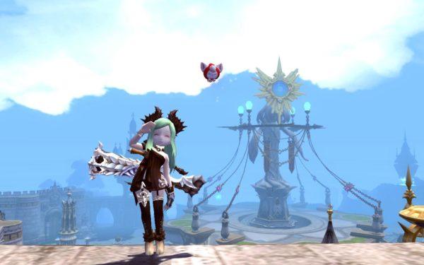 Скриншот игры Dragon Nest