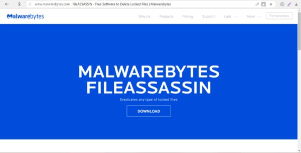 Официальный сайт Malwarebytes