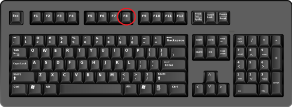 Клавиатура ПК