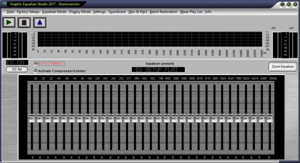 Graphic Equalizer Studio