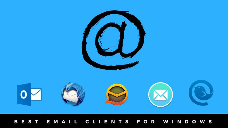 Выбираем почтовый клиент для Windows 10: обзор лучших программ и их установка